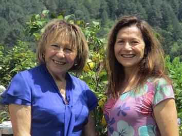 Simone et Sylvie Tourrette